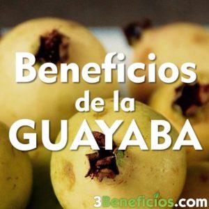 Guayaba de color amarilla