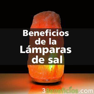 Beneficios de la lamapara de sal